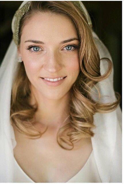 Lovely natural bride by Lauren Parkinson MUA