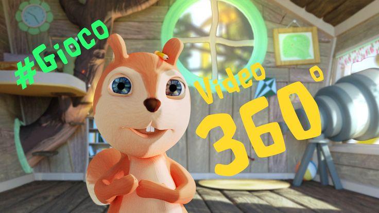 Troviamo insieme i disegni che Alice ha nascosto - cartoni animati e giochi per bambini Le avventure dei piccoli ha pensato ad un video interattivo perfetto per i bambini: cerchiamo insieme i disegni che Alice ha nascosto nella sua cameretta! Alice è un cartone animato per bambini picco #cartonianimati #video360