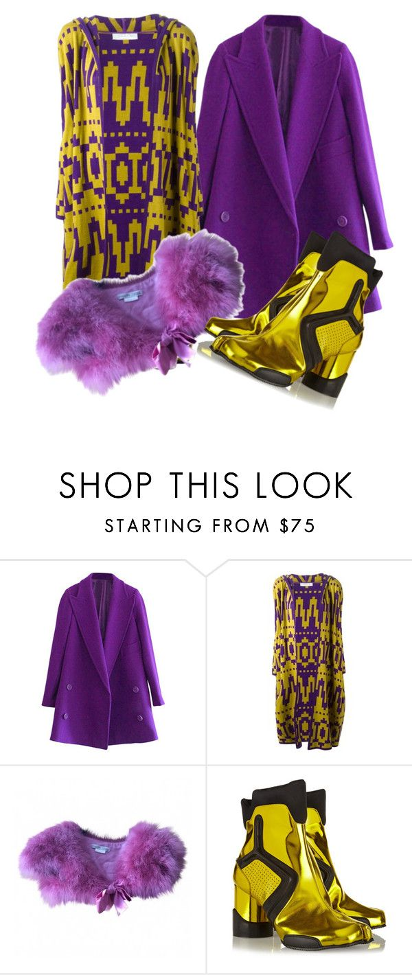 """Untitled #1311"" by johalz ❤ liked on Polyvore featuring Tak.Ori, Christian Dior and Maison Margiela"