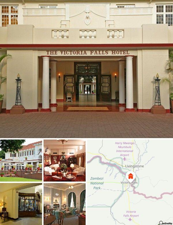 O hotel, conhecido como 'a grande senhora das cataratas', situa-se no parque nacional das Cataratas de Vitória, património mundial. Rodeado por abundantes jardins tropicais, lagos com nenúfares, palmeiras e arbustos semi-tropicais, o estabelecimento transmite tranquilidade e reclusão. As famosas cataratas de Vitória ficam a 10 minutos a pé através do trilho privado do hotel e o fumo trovejante, ou 'Mosi-O-Tunya' no dialeto local, é claramente audível e visível desde o luxuoso edifício. A…
