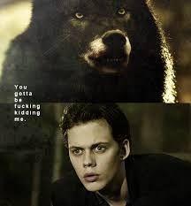 Favorite moment, with Roman- Hemlock Grove! (Werewolf, funny quotes, rofl, lmao, lol)