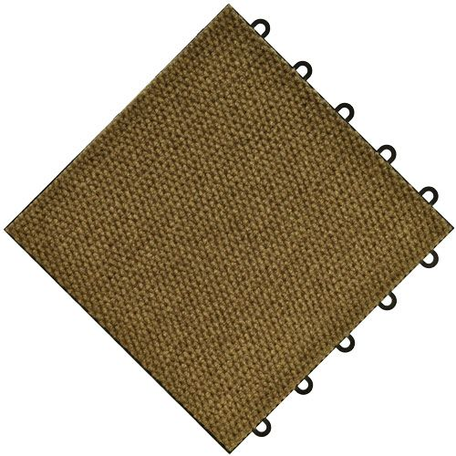 Basement Floor Is Damp: Basement Carpet Tile Raised Squares