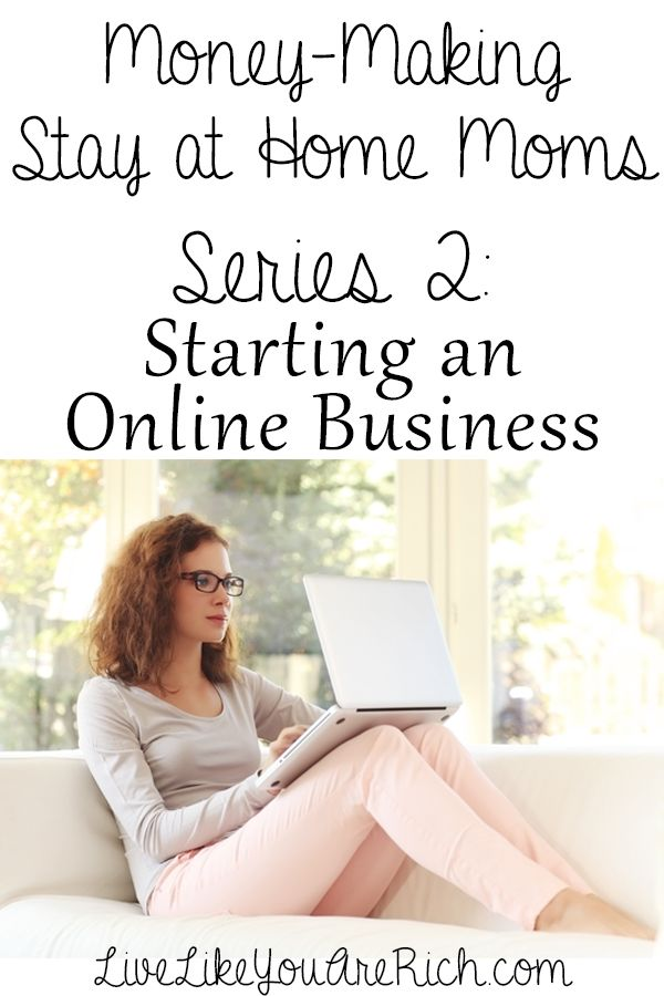 Starting an Online Business is easier than I thought. Helpful real-world advice! #LiveLikeYouAreRich