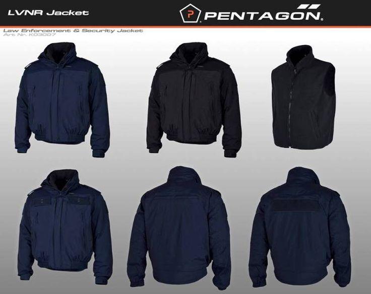 Μπουφάν-Αδιάβροχα : Μπουφάν Fly LVNR Jacket Pentagon