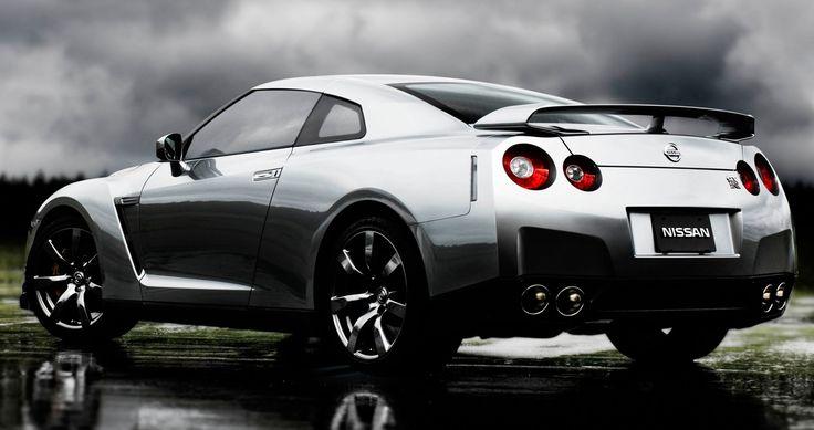 Nissan GTR ~ Barely street legal!