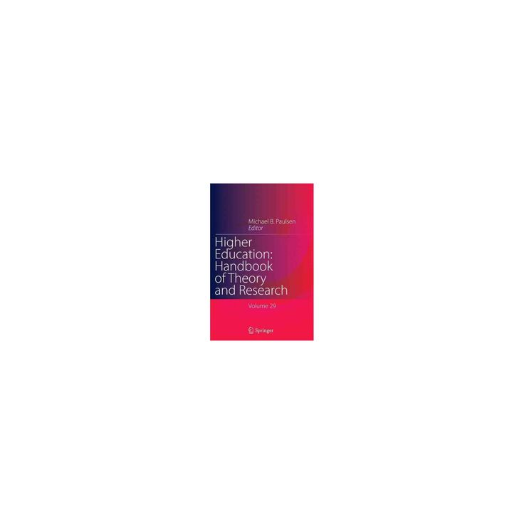 Higher Education : Handbook of Theory and Research (Reprint) (Paperback)