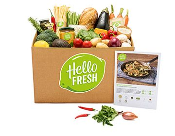28 best meal delivery services you may like images on pinterest order the hellofresh veggie recipe box and get vegetarian recipes and all the fresh ingredients in perfect proportions delivered to your door forumfinder Gallery