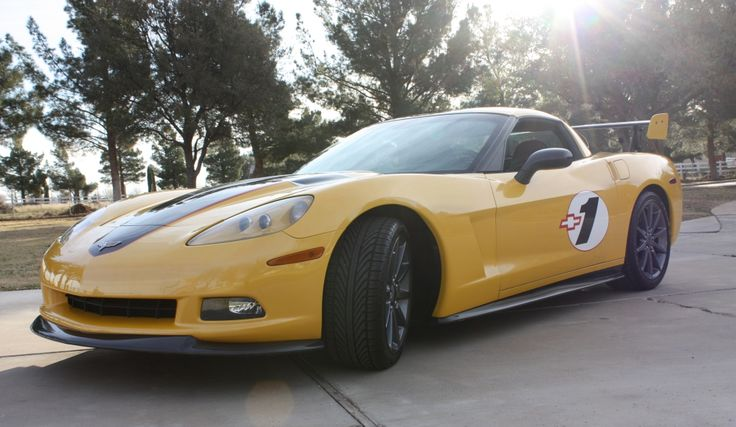 "2005 Chevrolet Corvette ""Pacific"" Custom Coupe"