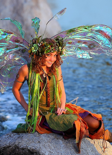 Beautiful Twig the Fairy!