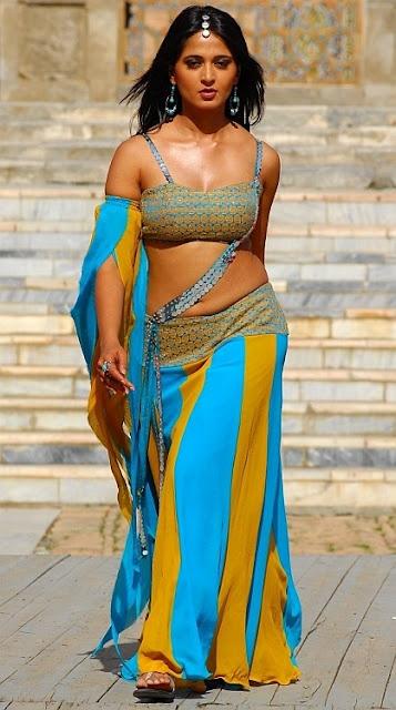 Telugu and Tamil actress Anushka