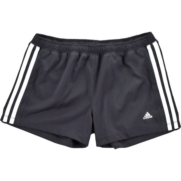 adidas Clima Cool Shorts Girls ($25) ❤ liked on Polyvore featuring shorts, bottoms and pajamas