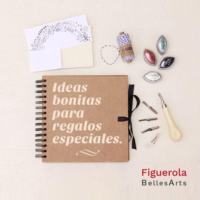 ¡Ideas para #invitaciones y #regalos únicos con los mejores materiales de #BellasArtes y #manualidades!  Encuentra todo lo que necesites en nuestra tienda online.  Y del 7 al 20 de abril ¡GASTOS DE ENVÍO GRATIS!