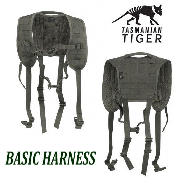 Tasmanian Tiger Basic Harness Olive