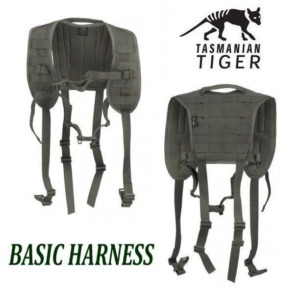Tasmanian Tiger Basic Harness Olive