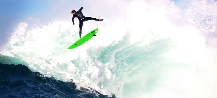 Video : Surfing these waves is not for the fainthearted InfinityList.com: Fainthearted Infinitylist Com, Surf Stuff, Videos, Surf Video S, Movie Trailers, Beach Life