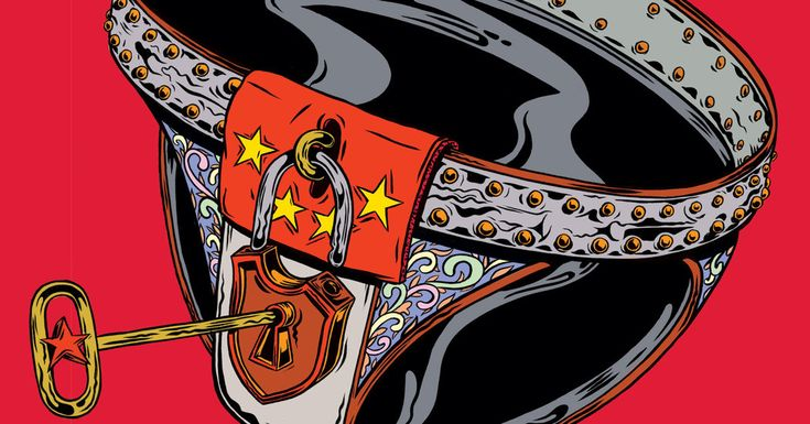Political Cartoon: Population Control and Communism