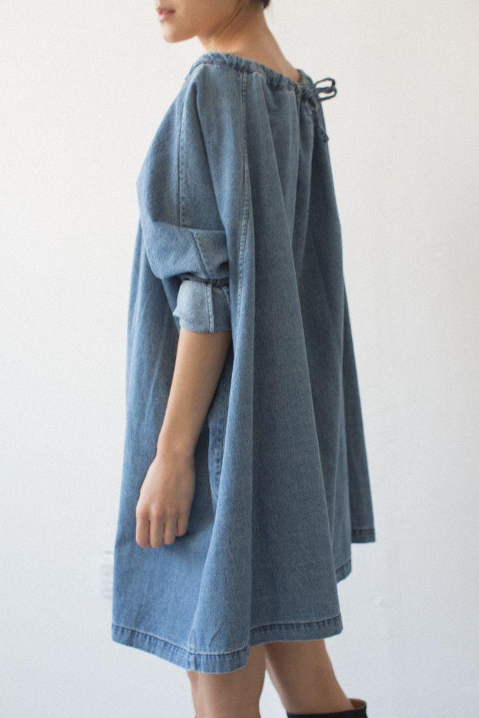 69 Denim Chemise Dress   Beautiful Dreamers