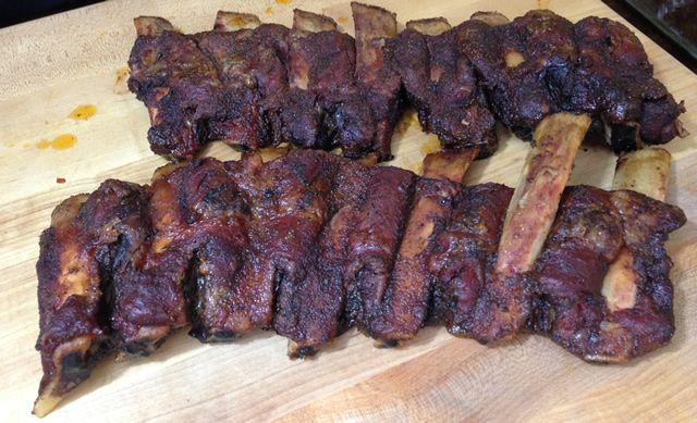 Smoked Beef Ribs recipe for smoking back beef ribs on the smoker using bbq rub and a wrap. These Smoked Beef Ribs are delicious.