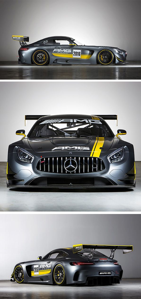"""Mercedes-AMG GT3 inspires the most powerful """"Open Performance"""" boat ever, called Cigarette Racing Team 41' SD GT3 boat,  produced by the Cigarette Racing Team. Presented on the international Boat Show in Miami on February, 11, 2016."""