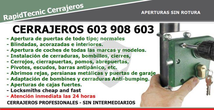 639 best anuncios de cerrajeros fontaneros y - Electricistas las palmas ...