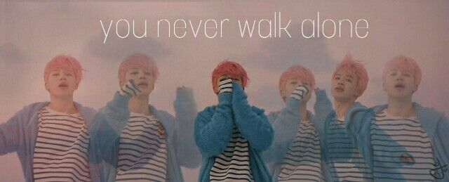 BTS || JIMIN || YOU NEVER WALK ALONE