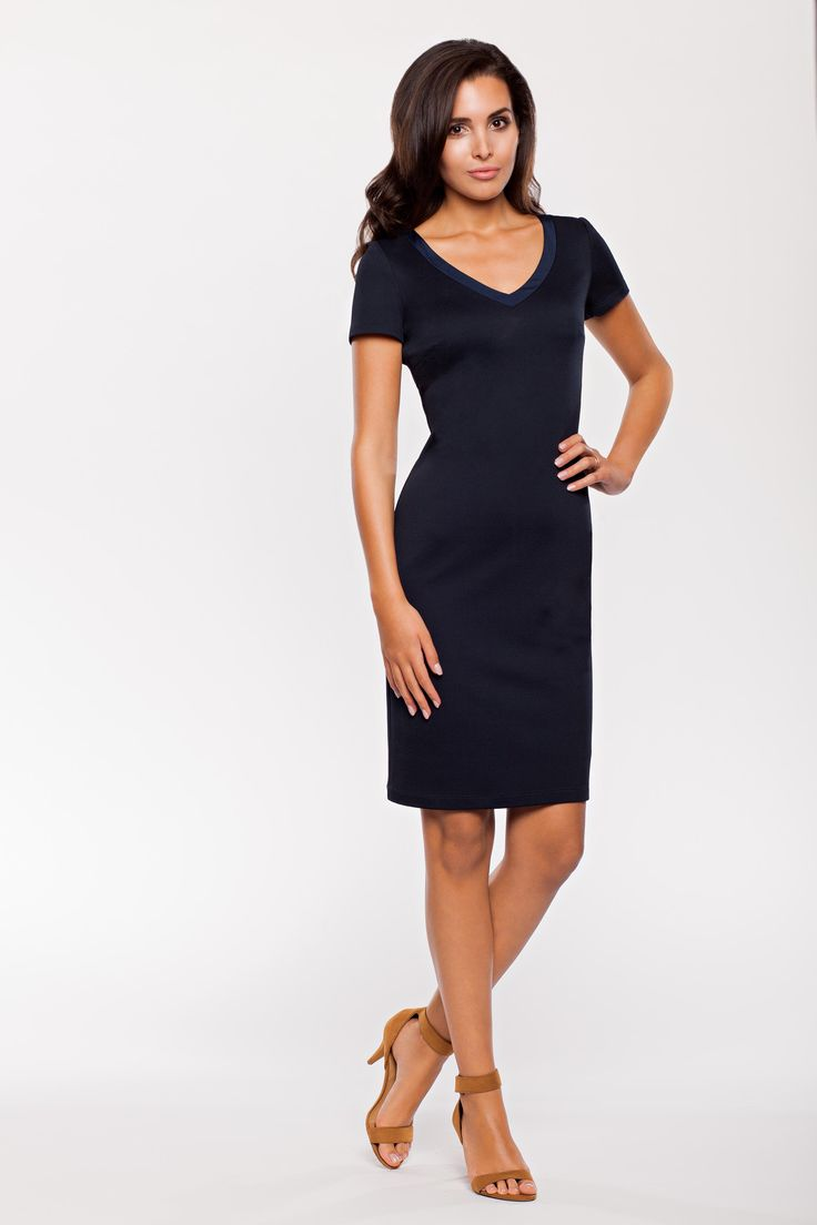 simple cocktail dress from our brand
