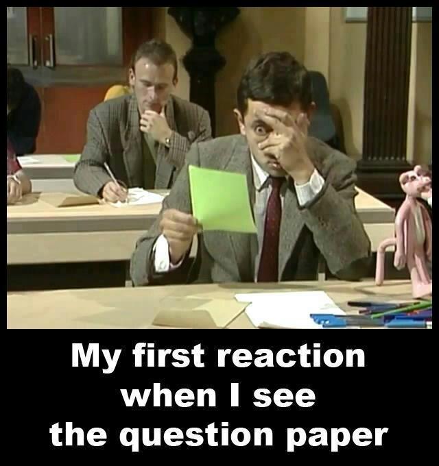 Mr. Bean!