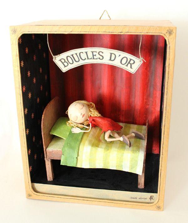 boite boucles d or