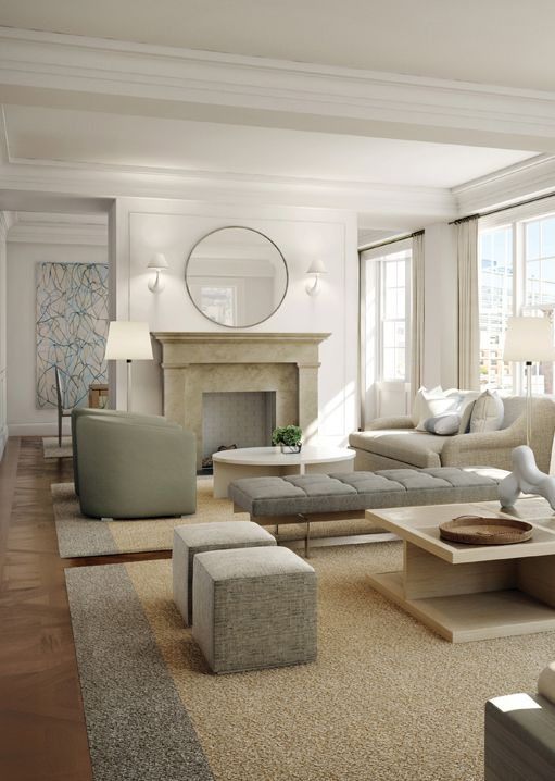 Upper East Side. New York City – The Marquand