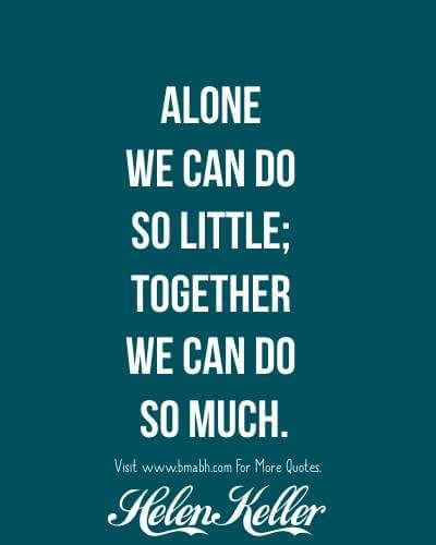 1000+ Teamwork Quotes On Pinterest