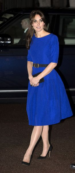 Catherine, Duchess of Cambridge attends the Fostering Network's Fostering Excellence Awards at BMA House on November 17, 2015 in London, England. Her Royal Highness will meet all award winners at a special tea party, and present the Fostering Achievement Award to three young people.