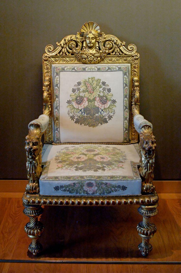 Стиль Ампир Кресло Наполеона