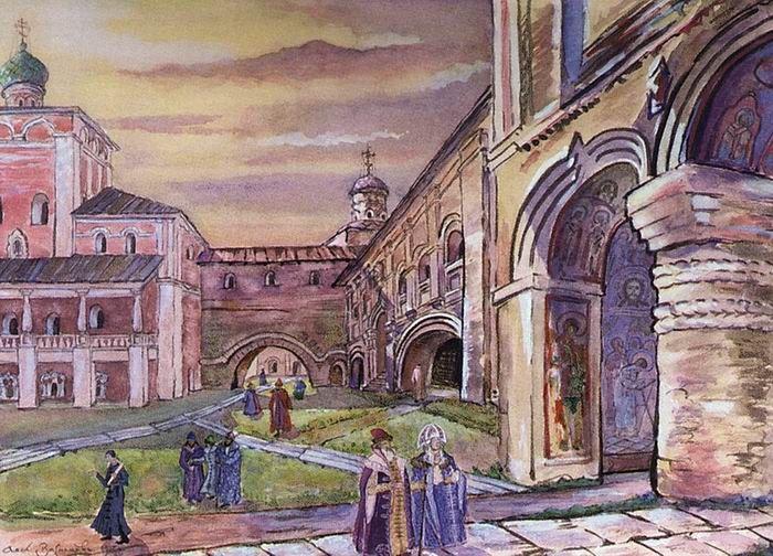 Кирилло-Белозерский монастырь, 1915