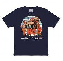 Camiseta Ilustrada Thor Marvel Comics