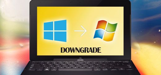 Learn How-to Downgrade Windows 8 to Windows 7