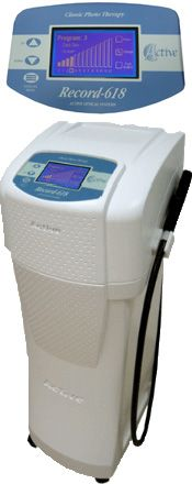 Record-618-Classic is an advanced apparatus which is used for Hair Removal and for treating a variety of Skin Disorders (Acne, Pigmentation, Vascular and more). The Record Series is developed by Active Optical Systems, incorporating knowledge and experience of more than 30 years in meeting the market's growing need for cutting edge technologies at an affordable price level.
