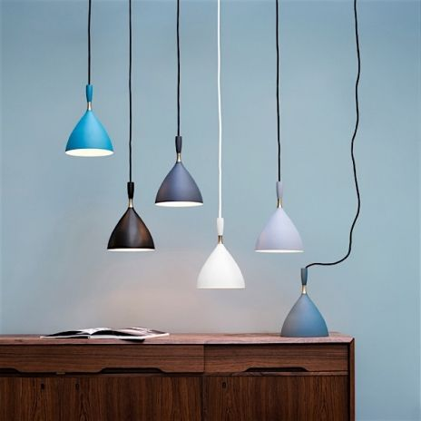 DOKKA is a small pendant light with a clean profile - deco and design, NORTHERN LIGHTING
