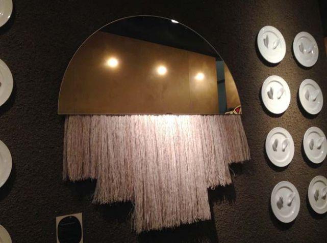 Miroir ethnique tendance francoisbernard salon maison for Miroir ethnique