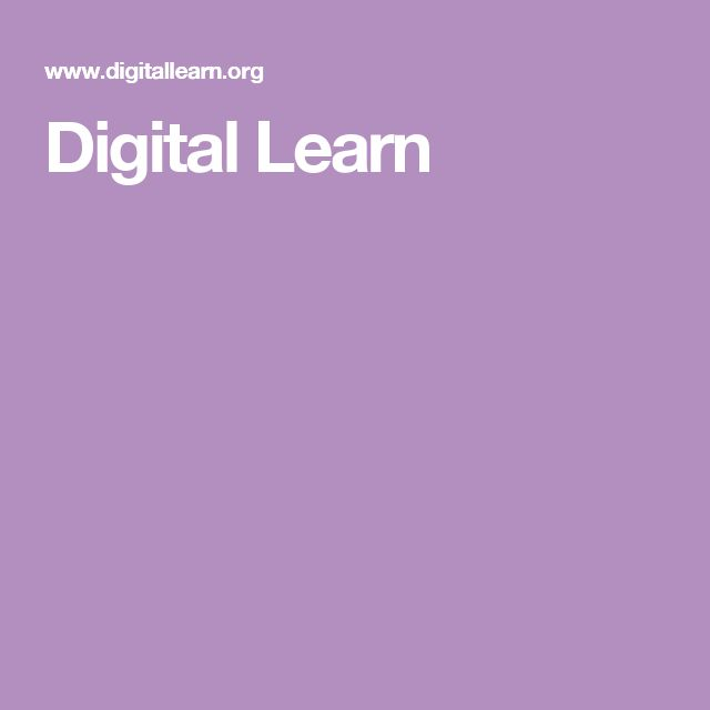 Digital Learn