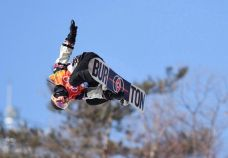 Mark McMorris is the first athlete ever to win back-to-back snowboard slopestyle gold at the US Open. After a hard...