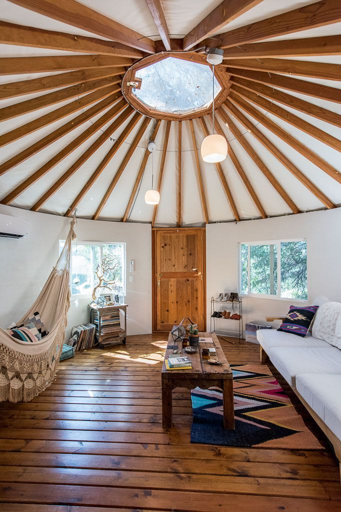 Yurt 2 | Gleicher Associates | Residential Home Construction and Remodeling | Located in Topanga | Serving Southern California