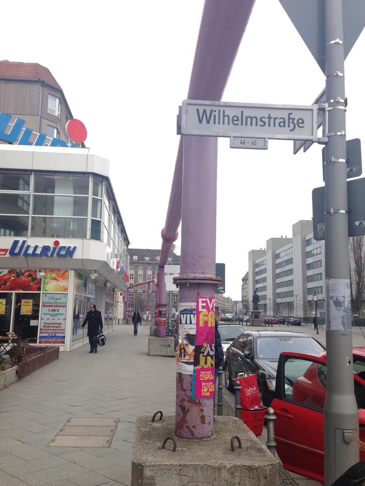 #Berlin #Wilhelmstrasse