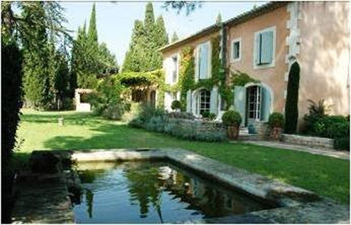 Pin by patrice jenkins on provencal houses pinterest - Pool house provencal ...