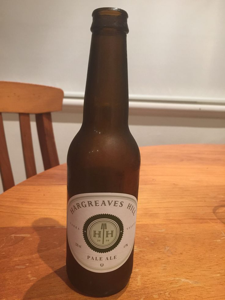 Hargreaves Hill Pale Ale 4.9%
