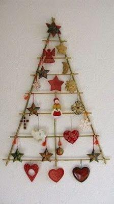 50+ Χριστουγεννιάτικα δέντρα που θα στολίσετε ...στον ΤΟΙΧΟ | ΣΟΥΛΟΥΠΩΣΕ ΤΟ