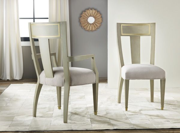 Gustavian Chairs Painted Swedish Furniture Dining