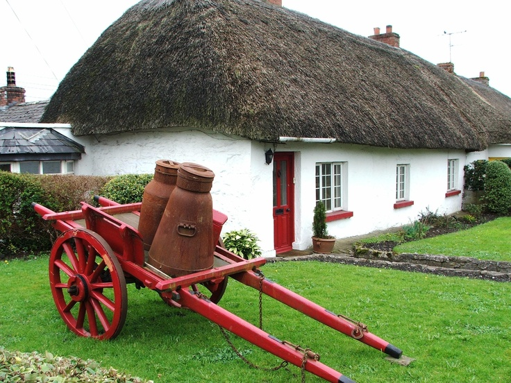 Traditional irish cottage traditional irish pinterest for Traditional irish cottage designs