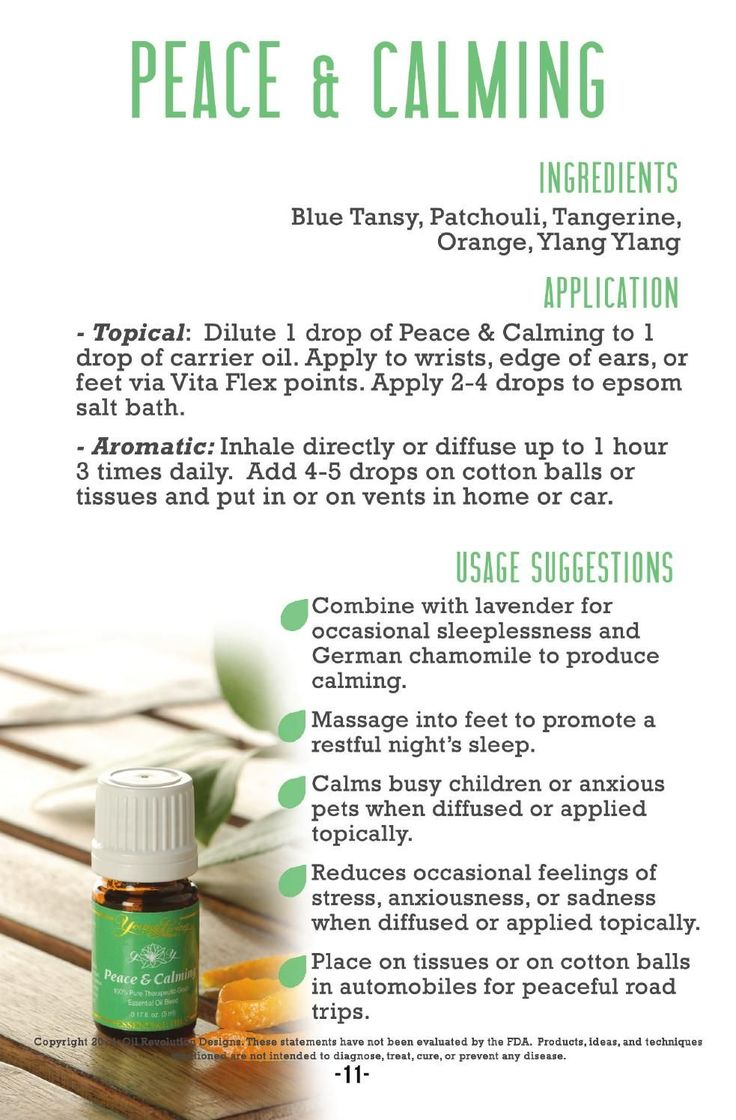 ISSUU - Oily Families Essential Oil Starter Guide by The Oil Revolution Designs