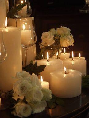 Comment savoir ce que signifie la façon dont la bougie allumée brûle lorsque vous faites une prière ou un rituel. Connaitre le langag...