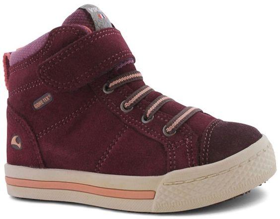 Viking Sneakers Falcon GTX, Plum/Apricot Stl 27
